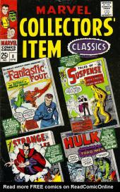 Marvel Collectors' Item Classics (Marvel Comics - 1965)