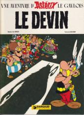 Astérix -19b1986- Le devin