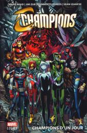 Champions (Marvel Legacy) -1- Champions d'un jour