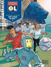 Olympique Lyonnais -1- Qui a volé OL-Bot ?