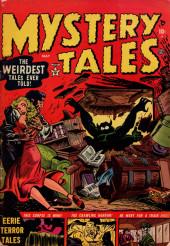 Mystery Tales (Atlas - 1952) -2- The Weirdest Tales Even Told