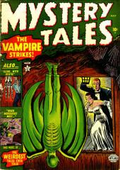 Mystery Tales (Atlas - 1952) -3- The Vampire Strikes!