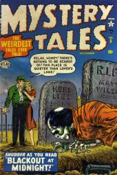Mystery Tales (Atlas - 1952) -5- Blackout at Midnight!