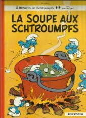 Les schtroumpfs -10a1984/04- La soupe aux Schtroumpfs