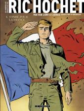 Ric Hochet (Les nouvelles enquêtes de) -4- Tombé pour la France