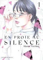 En proie au silence -1- Volume 1