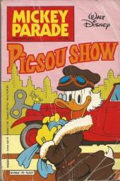 Mickey Parade -70- Picsou show