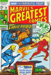 Marvel's Greatest Comics (Marvel - 1969) -26- A House Divided!