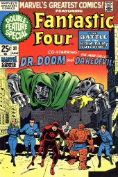 Marvel's Greatest Comics (Marvel - 1969) -31- The Battle of the Baxter Building!
