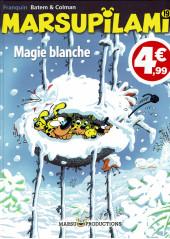 Marsupilami -19a2020- Magie blanche