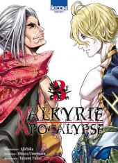 Valkyrie Apocalypse -3- Tome 3
