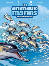 Les animaux marins en bande dessinée -5- Tome 5