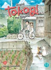 Quand Takagi me taquine -3- Tome 3