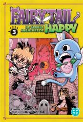 Fairy Tail - La grande aventure de Happy -3- Tome 3