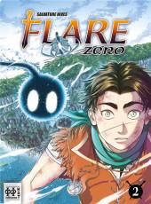 Flare zero -2- Tome 2