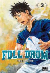 Full drum -3- Tome 3