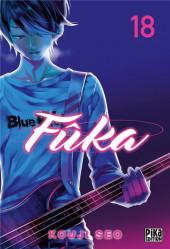 Fûka -18- Volume 18