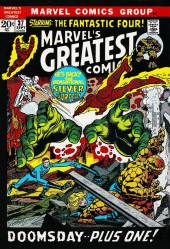 Marvel's Greatest Comics (Marvel - 1969) -37- Doomsday -- Plus One!