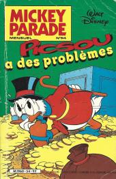 Mickey Parade -54- Picsou a des problèmes