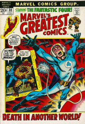 Marvel's Greatest Comics (Marvel - 1969) -38- Death in Another World!