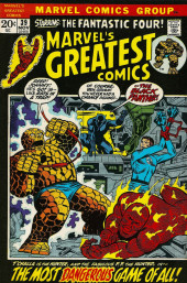 Marvel's Greatest Comics (Marvel - 1969) -39- The Most Dangerous Game of All!