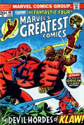 Marvel's Greatest Comics (Marvel - 1969) -40- The Devil-Hordes of Klaw!