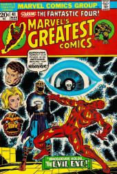 Marvel's Greatest Comics (Marvel - 1969) -41- Whosoever Holds... The Evil Eye!