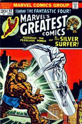 Marvel's Greatest Comics (Marvel - 1969) -42- (sans titre)
