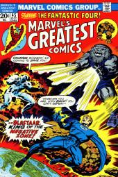 Marvel's Greatest Comics (Marvel - 1969) -45- ...Blastaar, King of the Negative Zone!