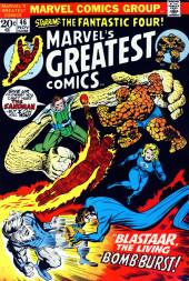 Marvel's Greatest Comics (Marvel - 1969) -46- Blastaar, the Living Bomb-Burst!