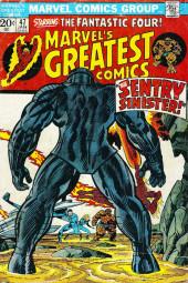 Marvel's Greatest Comics (Marvel - 1969) -47- The Sentry Sinister!