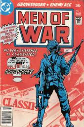 Men of war Vol.1 (DC comics - 1977) -1- Code Name: Gravedigger