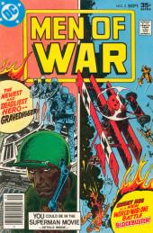 Men of war Vol.1 (DC comics - 1977) -2- (sans titre)