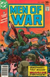 Men of war Vol.1 (DC comics - 1977) -3- Suicide Stratagem!