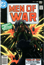 Men of war Vol.1 (DC comics - 1977) -4- Trial by Fire!