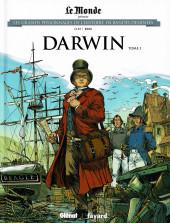 Les grands Personnages de l'Histoire en bandes dessinées -27- Darwin - Tome 1