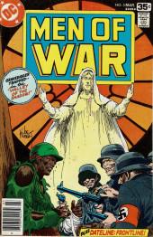 Men of war Vol.1 (DC comics - 1977) -5- Valley of the Shadow!