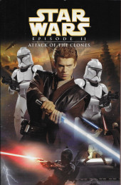 Star Wars: Episode II - Attack of the Clones - Star Wars: Episode II - Attack of the clones
