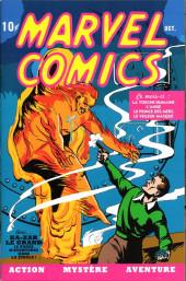 Marvel comics  -1- Tome 1