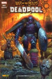Deadpool (Marvel France 7e série - 2020)  -1- La guerre des royaume