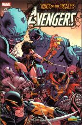 Avengers (Marvel France - 2020) -1- La crise des dix royaumes