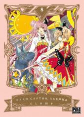 Card Captor Sakura -INT.TL8- Edition Deluxe - Tome 8