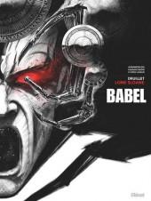 Lone Sloane -10TL- Babel