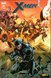 X-Men (Marvel France 7e série - 2020) -1- Définitif (1/3)