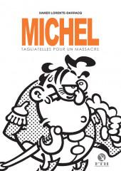 Michel Larticho-Lepoux -3- Tagliatelles pour un massacre