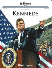Les grands Personnages de l'Histoire en bandes dessinées -26- Kennedy