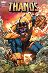 Thanos (Fresh Start) -1- Sanctuaire zéro (1/6)