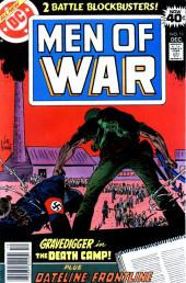 Men of war Vol.1 (DC comics - 1977) -11- The Death Camp!