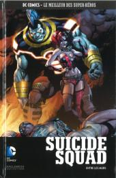 DC Comics - Le Meilleur des Super-Héros -113- Suicide Squad - Entre les murs