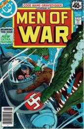 Men of war Vol.1 (DC comics - 1977) -17- (sans titre)